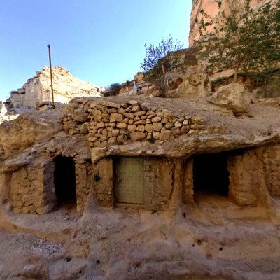 Hasankeyf - Mağaralar Alt Taraf