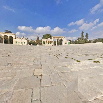 Kubbet-üs-Sahra - Meydan 1