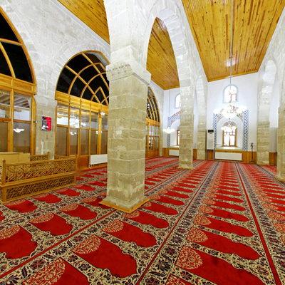 Araboğlu Cami - İç