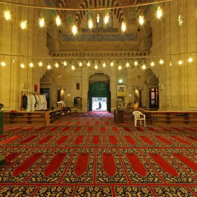 Selimiye Cami - Arka Bölüm