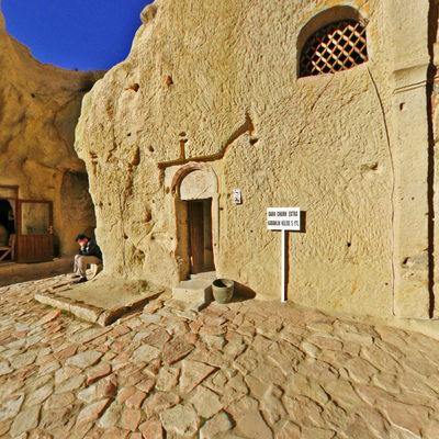 Kapadokya - Karanlık Kilise - 1