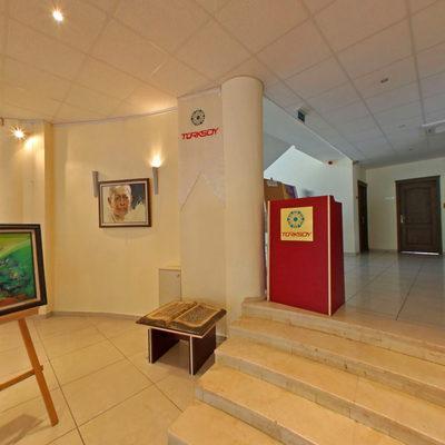 Türksoy - Ankara - Sergi Salonu 2