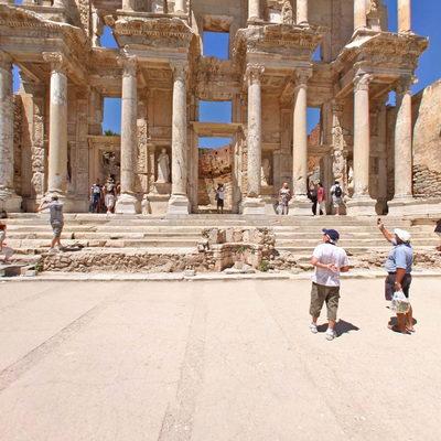 Efes - Roma Selsus Kütüphanesi
