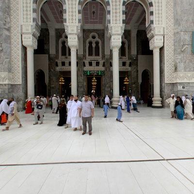 Kabe Abdulaziz Kapısı