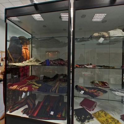 S.O.K.M. - Müzesi - Çeyiz - Elbiseler