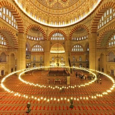 Selimiye Cami - Üst Kat
