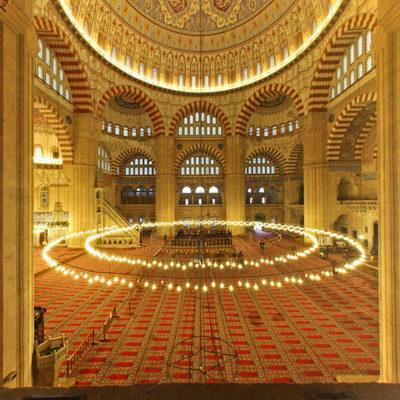 Selimiye Cami - Sol
