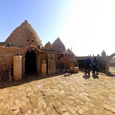 Şanlıurfa - Örnek Harran Evi 1