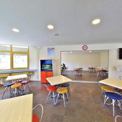 İngilizce Sınav Merkezi - Ankara - Kantin