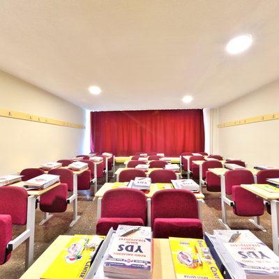 İngilizce Sınav Merkezi - Ankara - Derslik 2