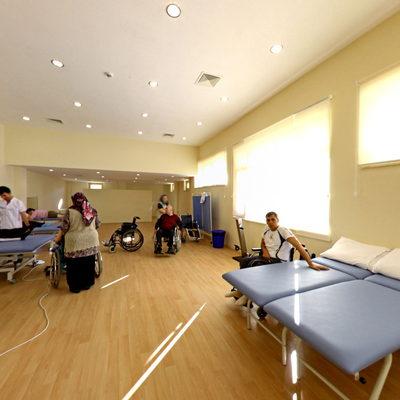 Dr. İ.Şevki Atasagun Fizik Tedavi Hastanesi 9