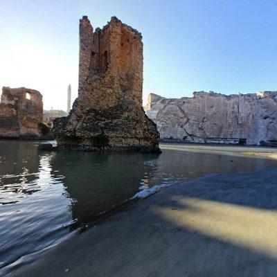 Hasankeyf - Yıkık Köprü