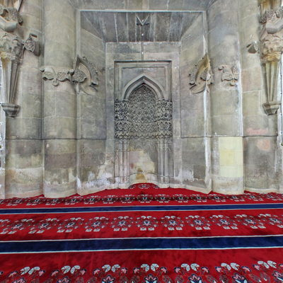 Sivas Divriği Ulu Cami - Mihrab