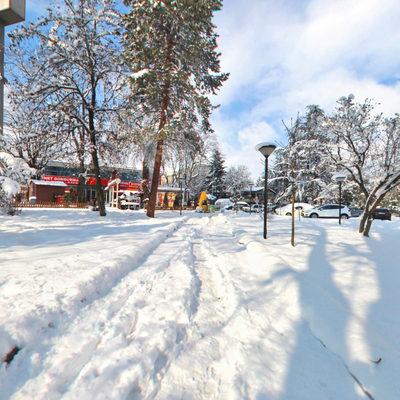 Düzce Kış Şehiriçi - Avni Akyol Parkı 2