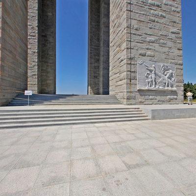 Çanakkale Mehmetçik Şehitler Abidesi 7