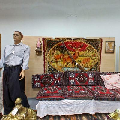 Somut Olmayan Kültürel Miras Müzesi - Er Odası