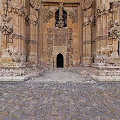 Sivas Divriği Ulu Cami - Kapı 4