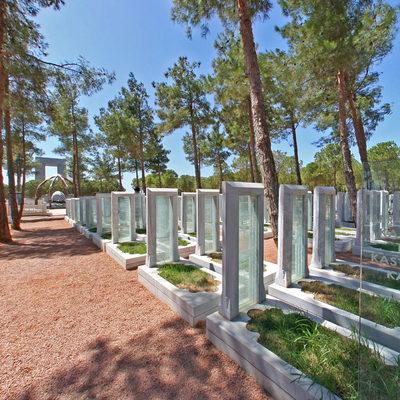 Çanakkale Mehmetçik Şehitler Abidesi 12