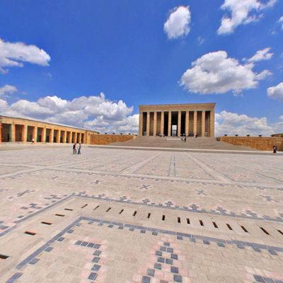 Anıtkabir Tören alanı