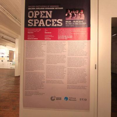 Open Space Sergisi - Giriş