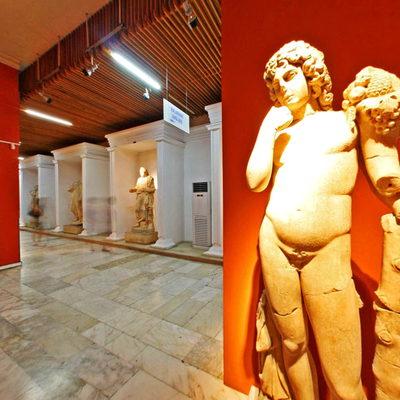 Antalya Müzesi - Tanrılar