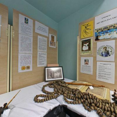 Somut Olmayan Kültürel Miras Müzesi - Pano 1
