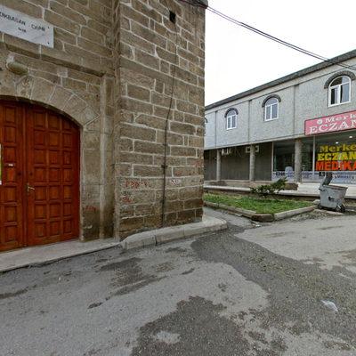 Dikbasan Cami - Arka Kapı
