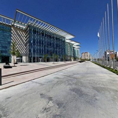 Ankara Kongre Merkezi - Bahçe 3