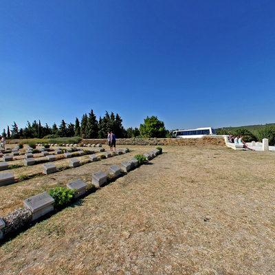 Lone Pine Mezarlığı ve Anıtı 1
