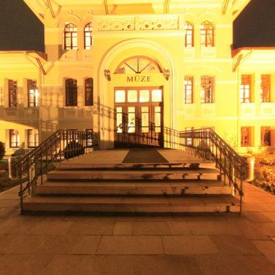 Türk Telekom İletişim Müzesi - Gece