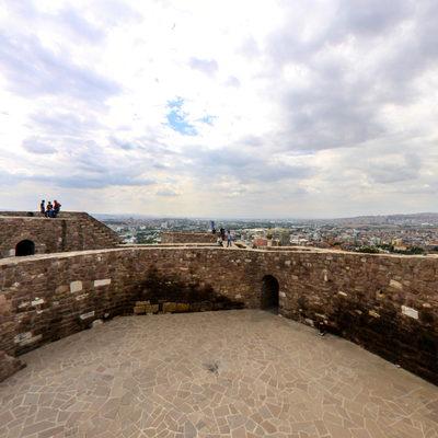 Ankara Kalesi - İç - Üst 1