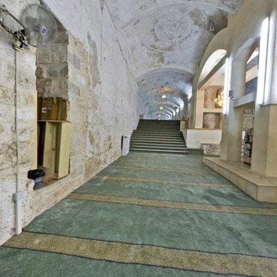 Mescid-i Aksa - Eski Aksa (Kadim) 2