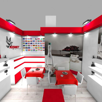 3D Exhibition Design