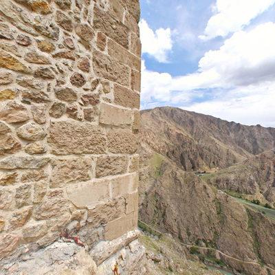Sivas Divriği Kalesi - Dağ Görünümü