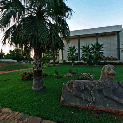 Antalya Müzesi - Bahçe 1