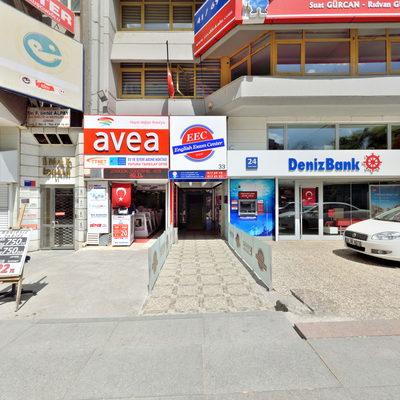 İngilizce Sınav Merkezi - Ankara - Giriş