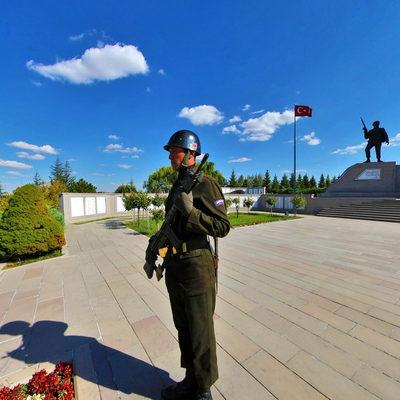 Jandarma Şehitlik Anıtı