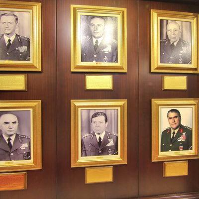 Jandarma Müzesi - Komutan Fotoğrafları