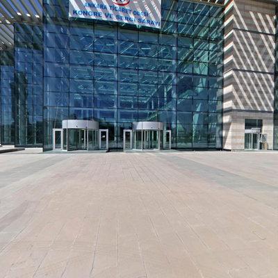 Ankara Kongre Merkezi - Giriş