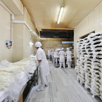 Ömer Aybak - Lavaş Üretimi