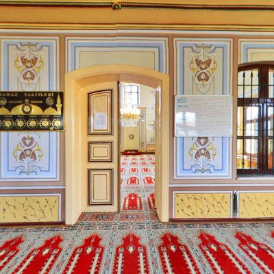 Büyükada Hamidiye Cami - İç 2