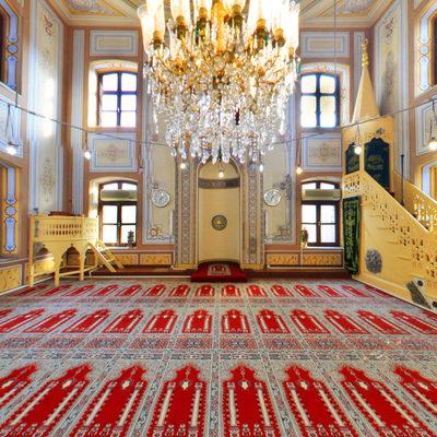 Büyükada Hamidiye Cami - İç 1
