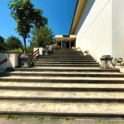 Konuralp Müzesi - Giriş