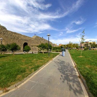 Diyarbakır Surları - Sur İçi