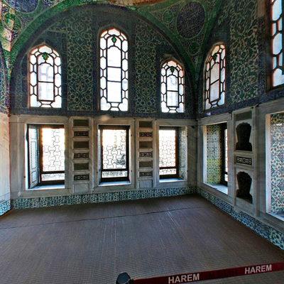 Harem Dairesi - III.  Ahmet Has Odası