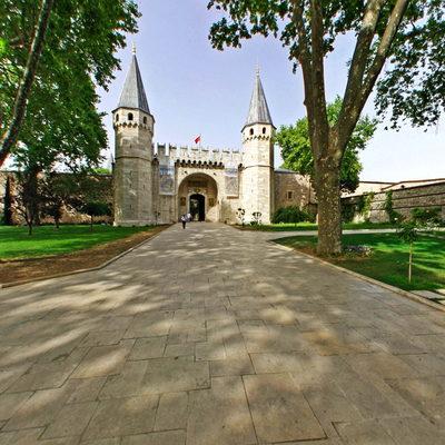 Topkapı Sarayı - 1
