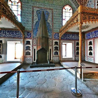 Harem Dairesi - III. Murat Has Odası