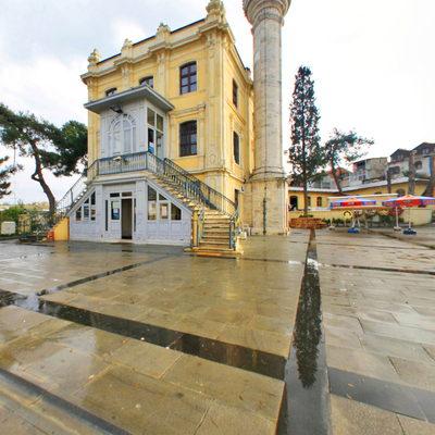 Büyükada Hamidiye Cami - Dış 5