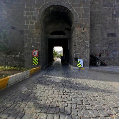 Diyarbakır Surları - Urfa Kapısı - İç