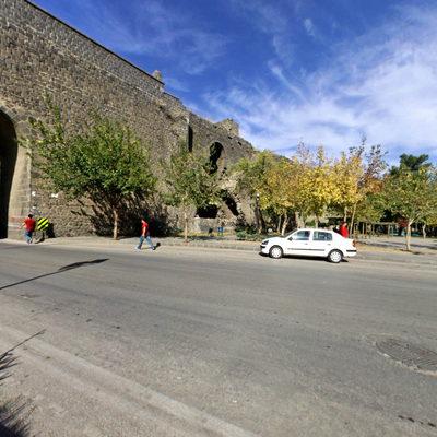 Diyarbakır Surları - Malatya Kapısı